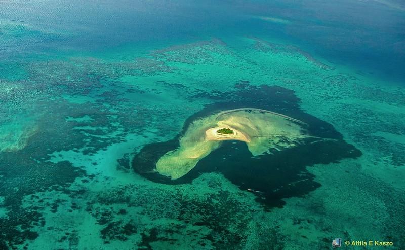 Aerial View - Tongan Is.