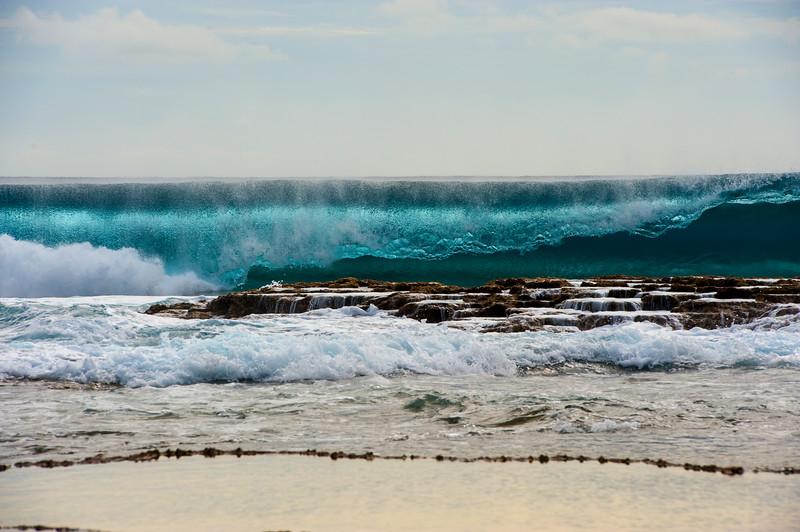 Beach / Seascape - Eua Is., Tonga