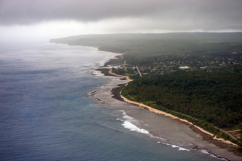 Aerial - Eua Is., Tonga
