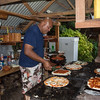 Sam, Pizza Making - Eua Is., Tonga