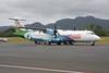 YJ-AV72 Aerospatiale ATR-72-212A c/n 876 Port Vila/NVVV/VLI 17-11-09