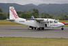 YJ-RV16 Britten-Norman BN-2A-9 Islander c/n 0104 Port Vila/NVVV/VLI 17-11-09