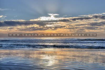 oceano sunset 6357
