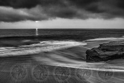 Moonset @ Windandsea