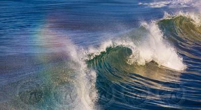 Imperial Beach Waves, San Diego