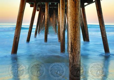 Imperial Beach Pier San Diego, Ca -1