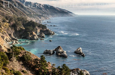 Big Sur Coast Big Sur, California 1401BS-V6