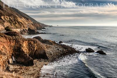 Big Sur Coast Big Sur, California 1401BS-V2