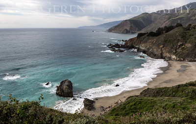Big Sur, California 1503E-V17