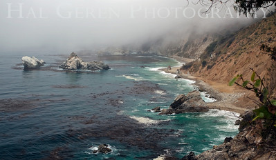 Pfeiffer-Burns Cliffs Big Sur, California 0908BS-PF5