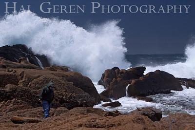 Wave Blast Big Sur, California 1005BS-J5WB