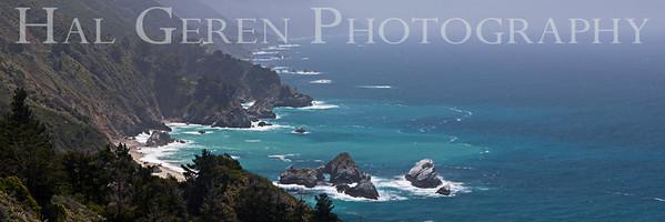 Big Sur Coast Big Sur, California 1005BS-C5