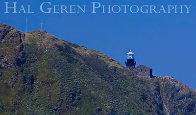 Big Sur Lighthouse  Big Sur, California 1005BS-BSL1