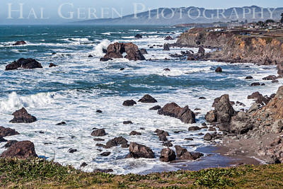201202 Bodega Bay - Arched Rock 2