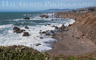 201202 Bodega Bay - Arched Rock 1