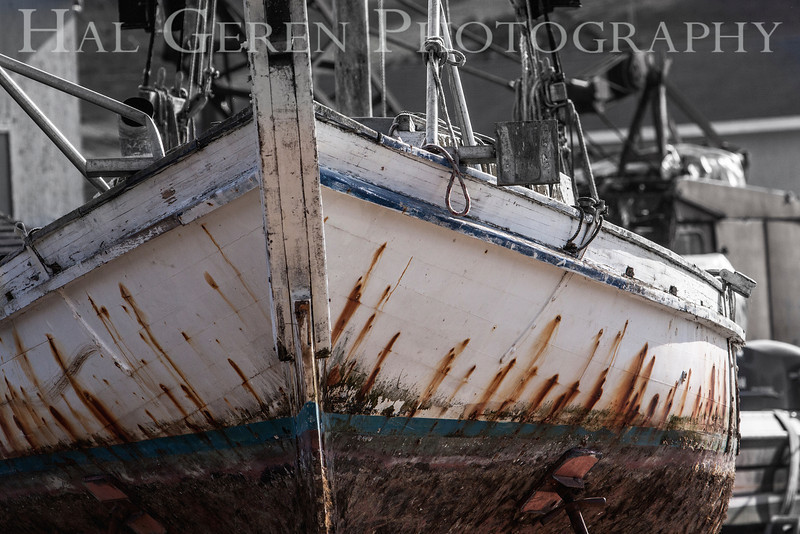 Experienced Fishing Boat<br /> Bodega Bay, California<br /> 1401BB-B1