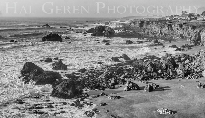 Bodega Bay, California<br /> 1401BB-B5BW1