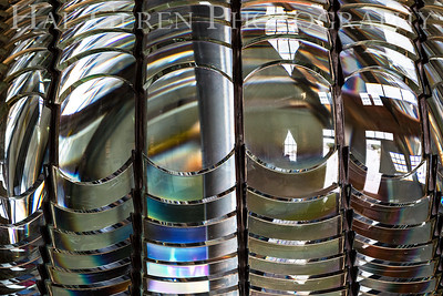 Fresnel Lens Pigeon Point Lighthouse, California 1409C-PPL2