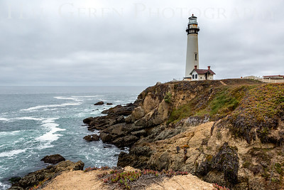 Pigeon Point Lighthouse Pigeon Point, California 1409C-PPL1