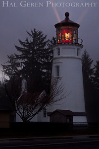 Umpqua Lighthouse Sunrise Winchester Bay, Oregon 0912O-LU2A