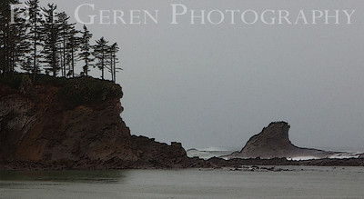 Rivers Mouth Oregon Coast 0912O-RM4E1