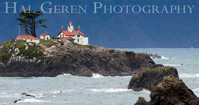 St George Reef Lighthouse Crescent City, California 0912O-LSGRCC4