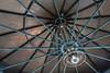 Lighthouse top ceiling<br /> Pt Arena, California<br /> 1606FR-PALRI1