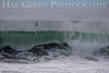 Gulls and Waves<br /> Bodega Bay, California<br /> 0801BB-GAW4E1