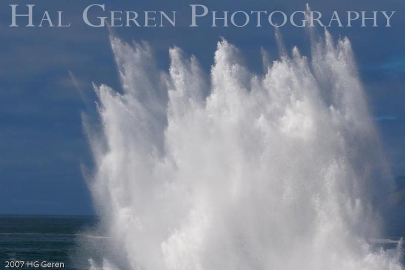 Wave Blast <br /> Bodega Bay, California<br /> 0801BB-WB