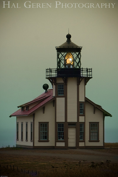 Point Cabrillo Lighthouse<br /> 0707M-PCL3