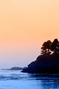 Foggy Headlands<br /> Mendocino, California<br /> 0707M-FH1E2