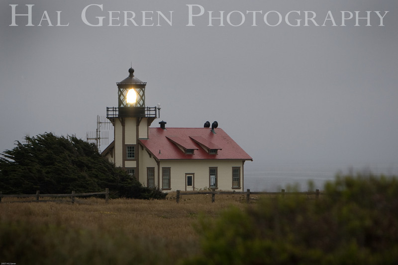 Point Cabrillo Lighthouse<br /> 0707M-PCL1