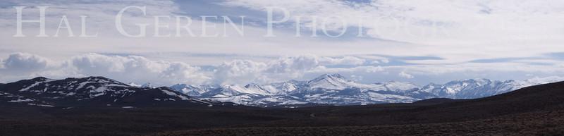 Eastern Sierra Mountains<br /> 1005T-MP2