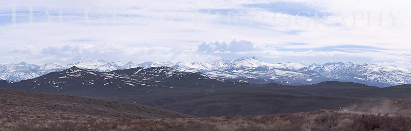 Eastern Sierra Mountains<br /> 1005T-MTP8A