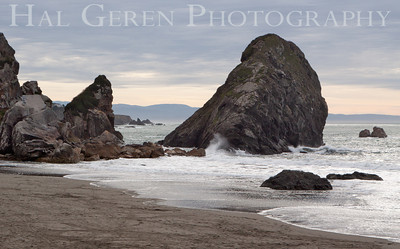 Harris Beach Brookings, Oregon 1112NC-HB12