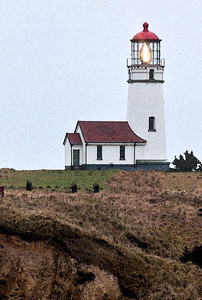 Cape Blanco Lighthouse Southern Oregon 1112NC-CBL2E1
