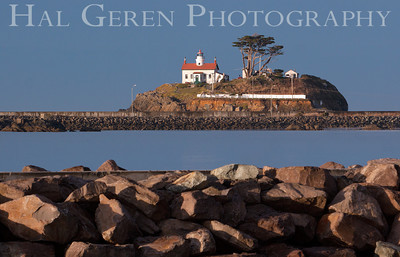 Battery Point Lighthouse Crescent City, California 1112NC-CCBPL7