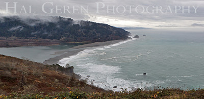 Klamath River meets the Sea Klamath, California 1112NC-VP2