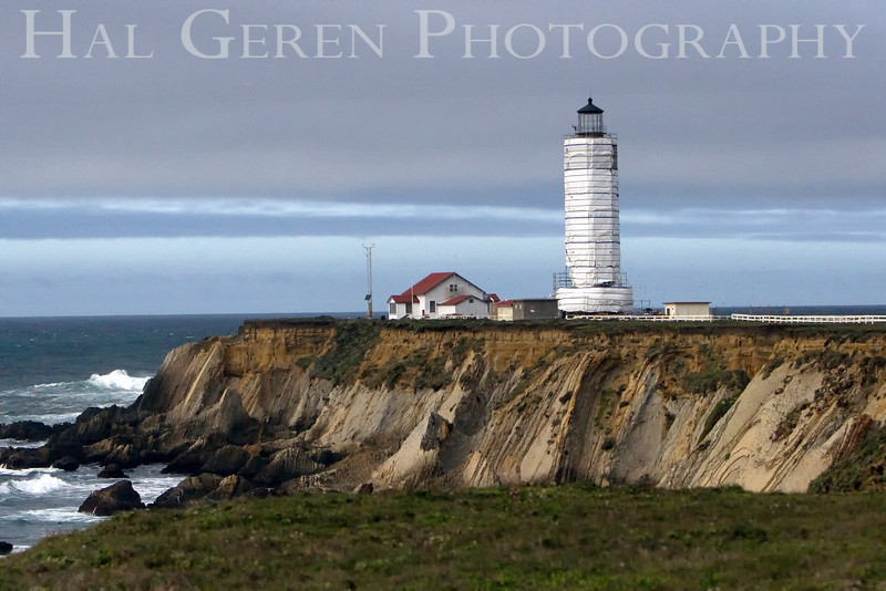 Point Arena Lighthouse 2<br /> November, 2008<br /> 0811NC-PAL2