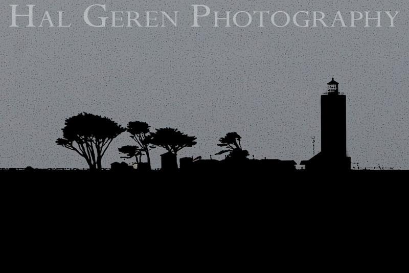 Point Arena Lighthouse 7<br /> November, 2008<br /> 0811NC-PAL7