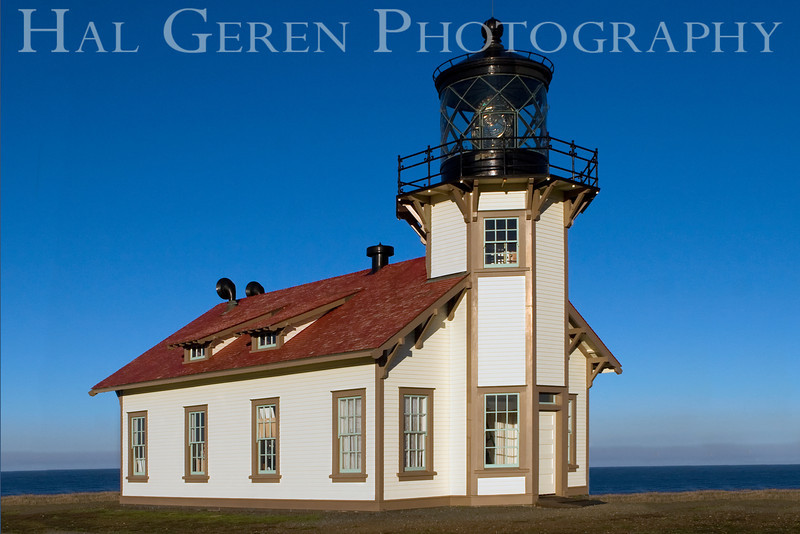 Point Cabrillo Lighthouse 2; early morning light<br /> 0811NC-PCL2