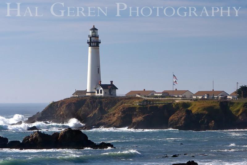 Pigeon Point Lighthouse, California<br /> 0811C-PPL8