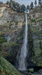 Multnomha Falls