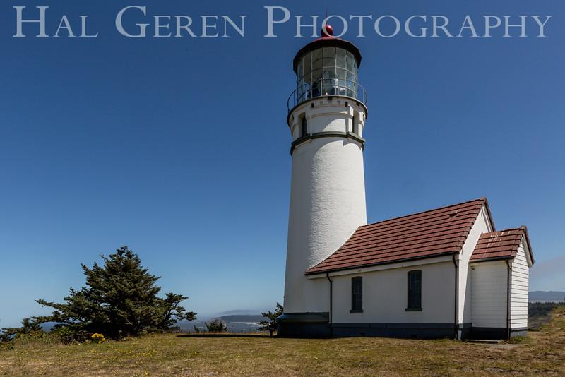 Cape Blanco Lighthouse<br /> Cape Blanco, Oregon<br /> 1608O-CBL2