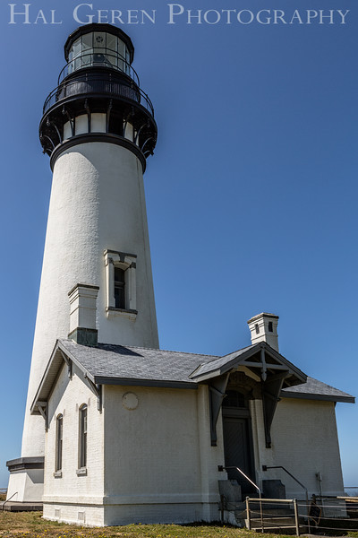 Yaquina Head Lighthouse<br /> Newport, Oregon<br /> 1608O-YHL4