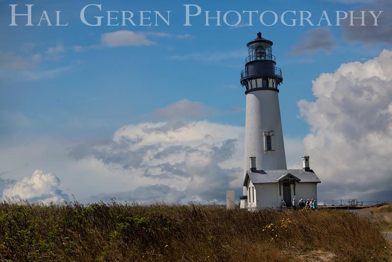 Yaquina Head Lighthouse<br /> Newport, Oregon<br /> 1608O-YHL2E2A