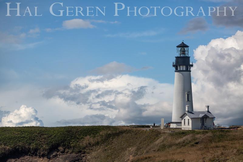 Yaquina Head Lighthouse<br /> Newport, Oregon<br /> 1608O-YHL3E1