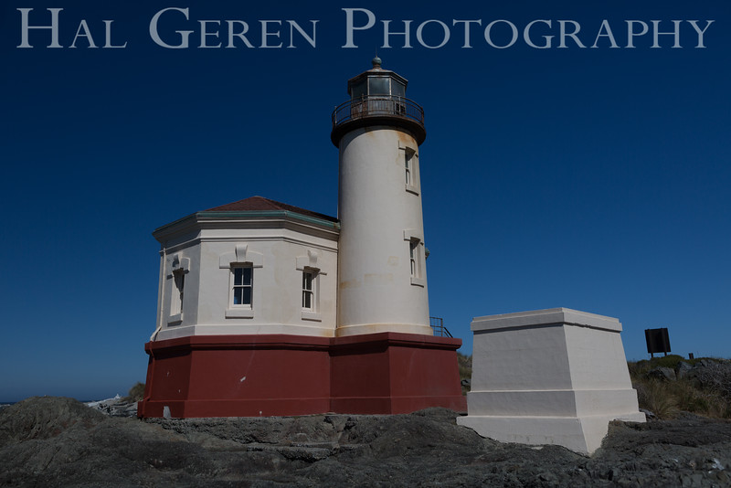 Coquille River Lighthouse<br /> Bandon, Oregon<br /> 1608O-CL6