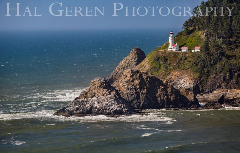 Heceta Head Lighthouse<br /> Heceta, Oregon<br /> 1608O-HHL1