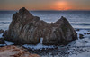 Pfeiffer Beach at Big Sur, California<br /> 1212P-OH2